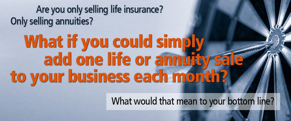 Strategic Insurance, Inc., Add life and annuities to your business.