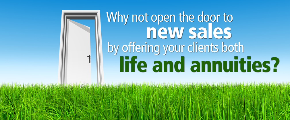 Strategic insurance, Inc. Open the door to new sales.