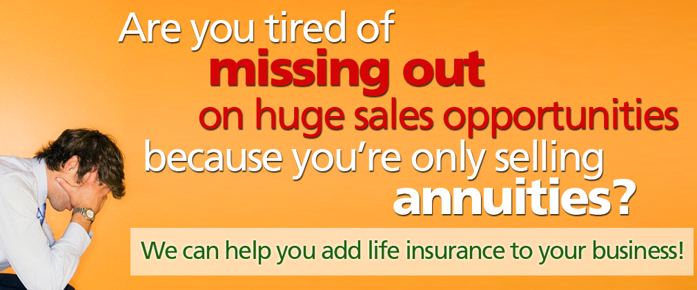 Strategic Insurance, Inc. Stop missing out on huge sales!